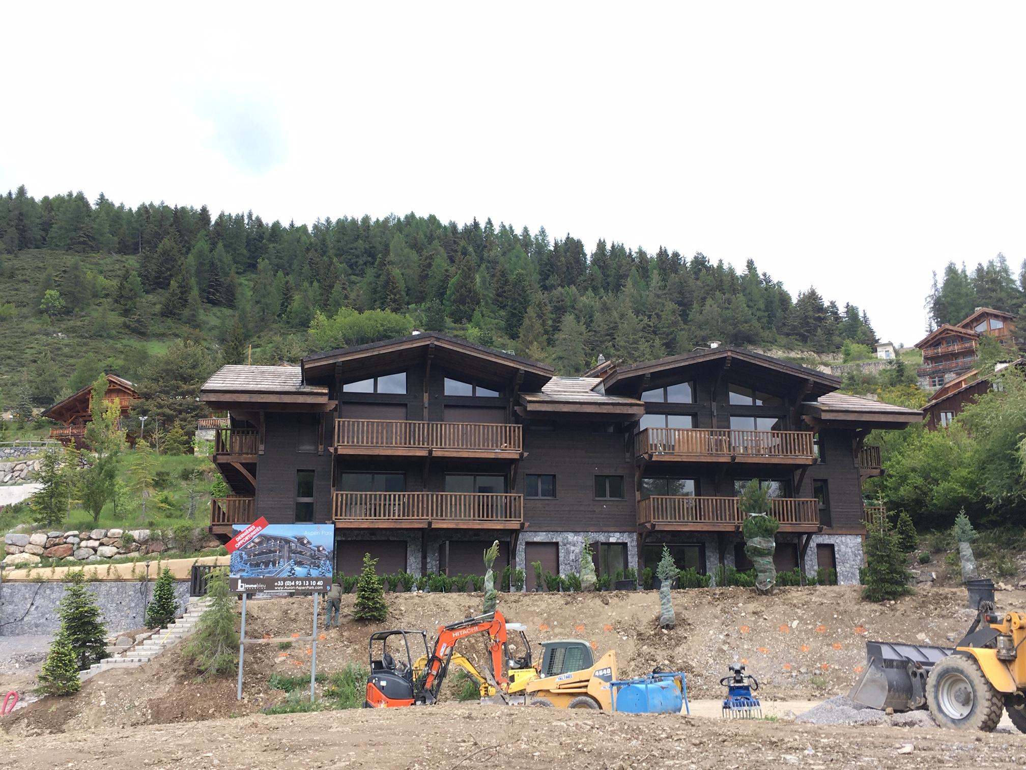 Immeuble Aspen Park